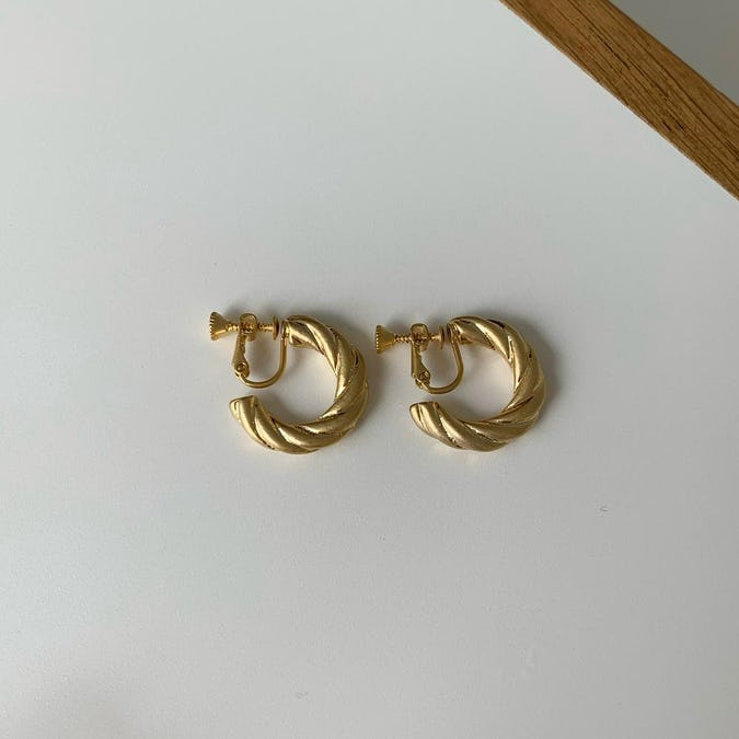 layer rope earring