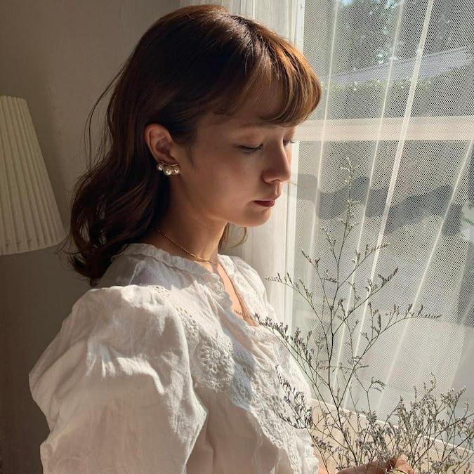 pearlpearlpearl earring