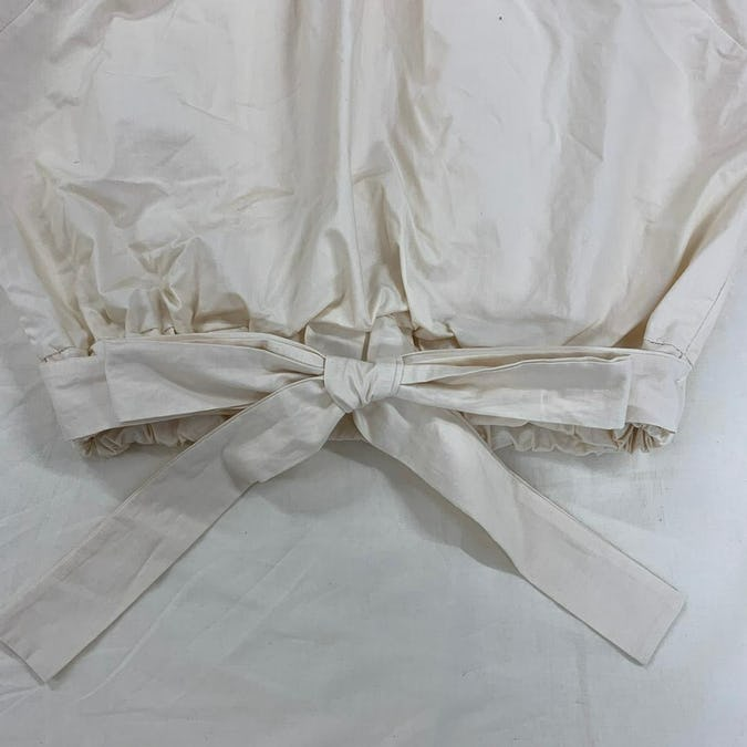 simple waist ribbon BL