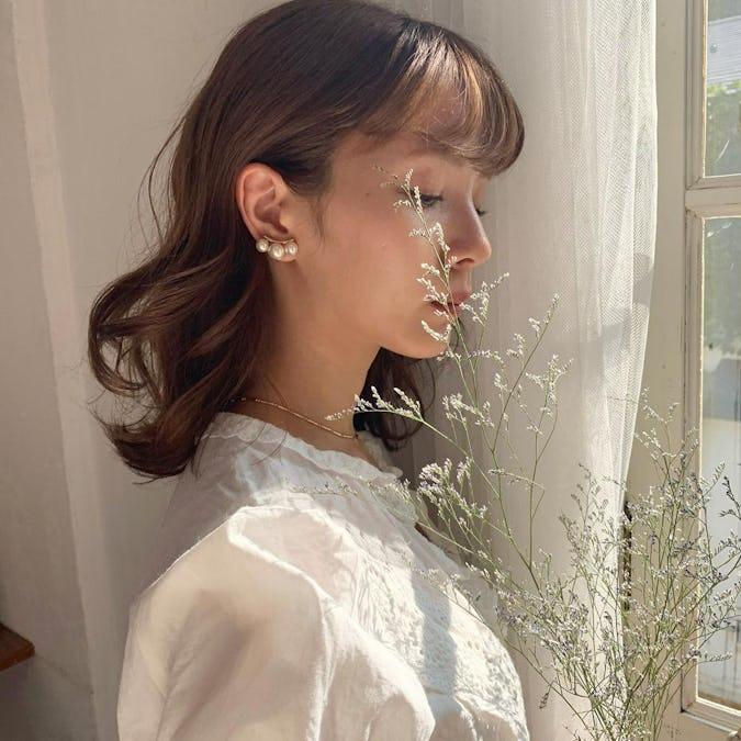 pearlpearlpearl earring-0