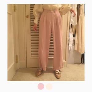 macaron pants