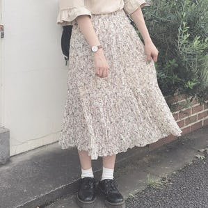 flower washer skirt
