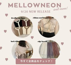 mellowneon 9/20 New release items