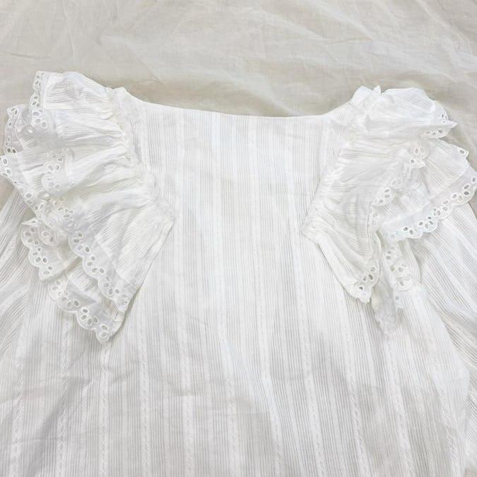 cotton frill bl