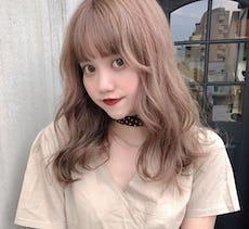 令和最初の秋ヘア♡ カラー+リボンヘアアレンジで可愛さUP