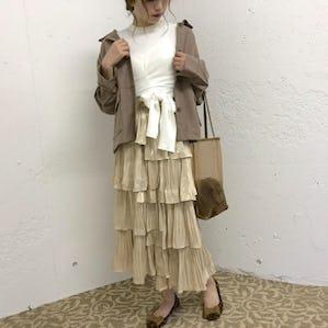 glitter cancan skirt