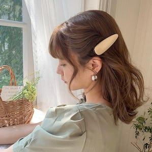 wood hairpin