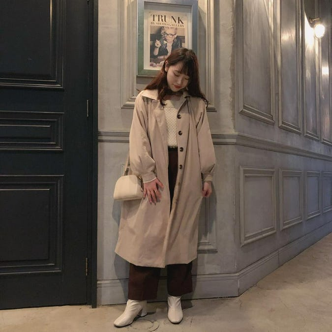 simple trench cort