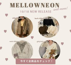 mellowneon 10/18 New release items