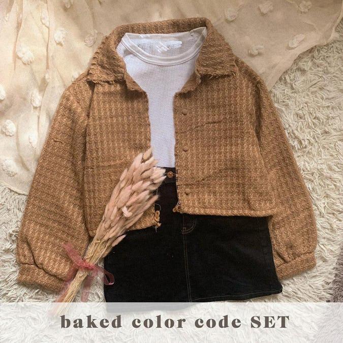baked color code set-0