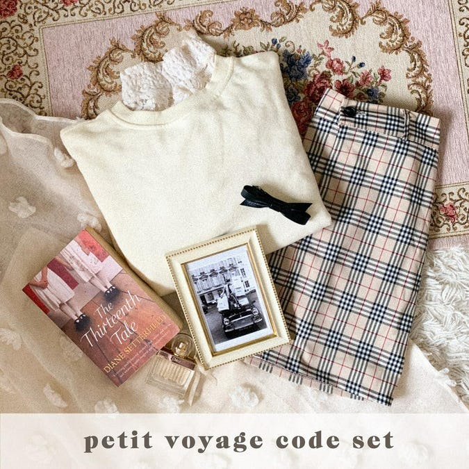 petit voyage code set-0