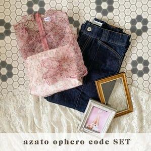 azato ophero code SET