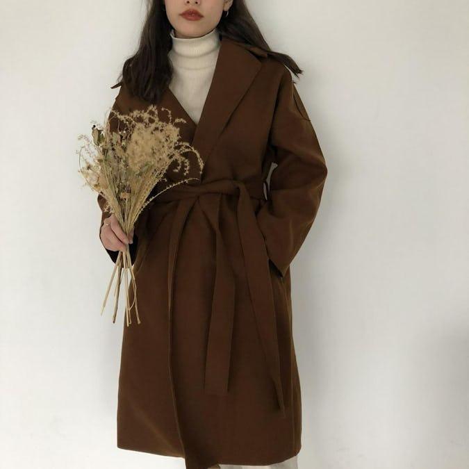 2way classical coat