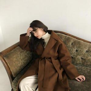 【11/12~順次発送】2way classical coat
