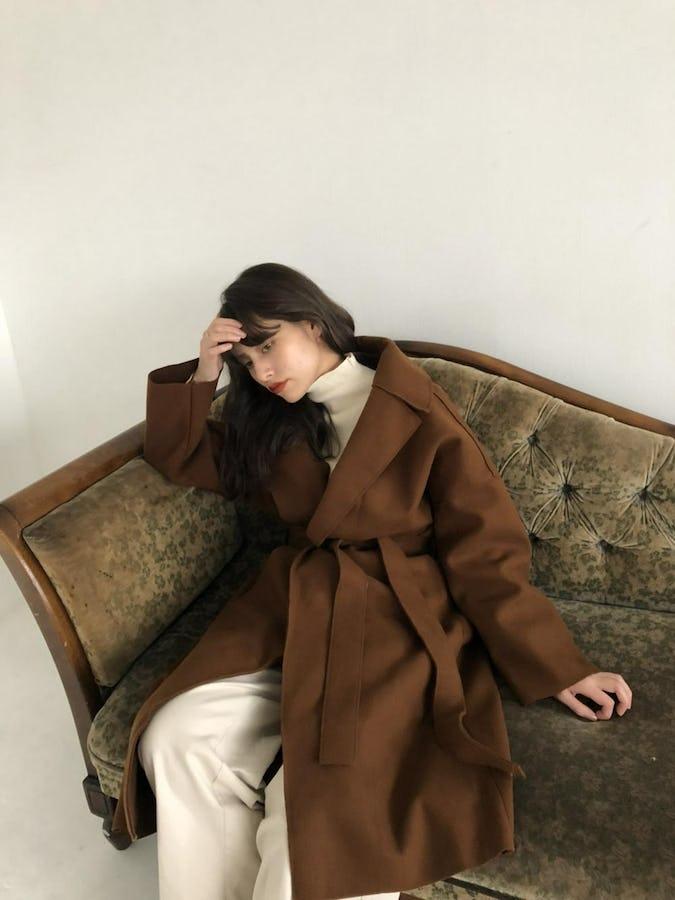 2way classical coat-0