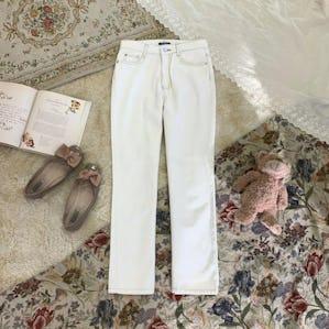 【11/15~順次発送】cream jeans