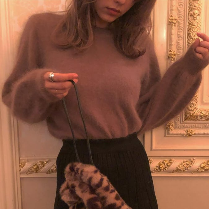 simple mofu knit-0