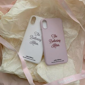 i phone case( beige )