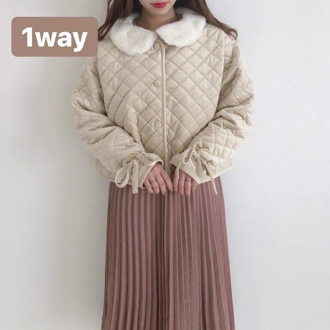 mellow's quilting coat