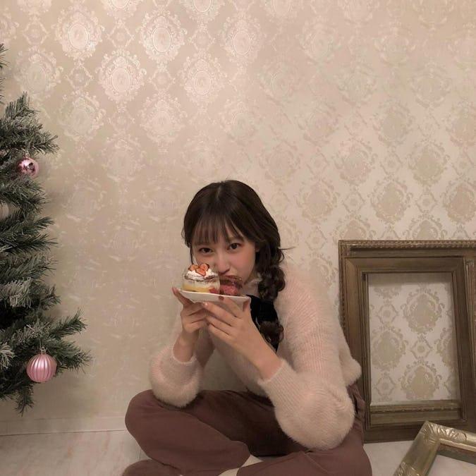 milk tea knit