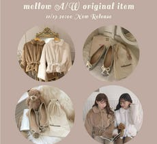 11/19 mellowneon original item new release
