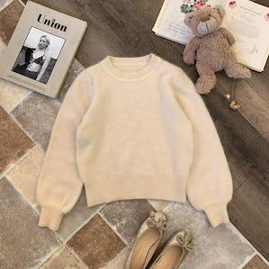 【11/25~順次発送】angora knit