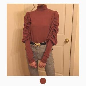 rococo sleeve tops