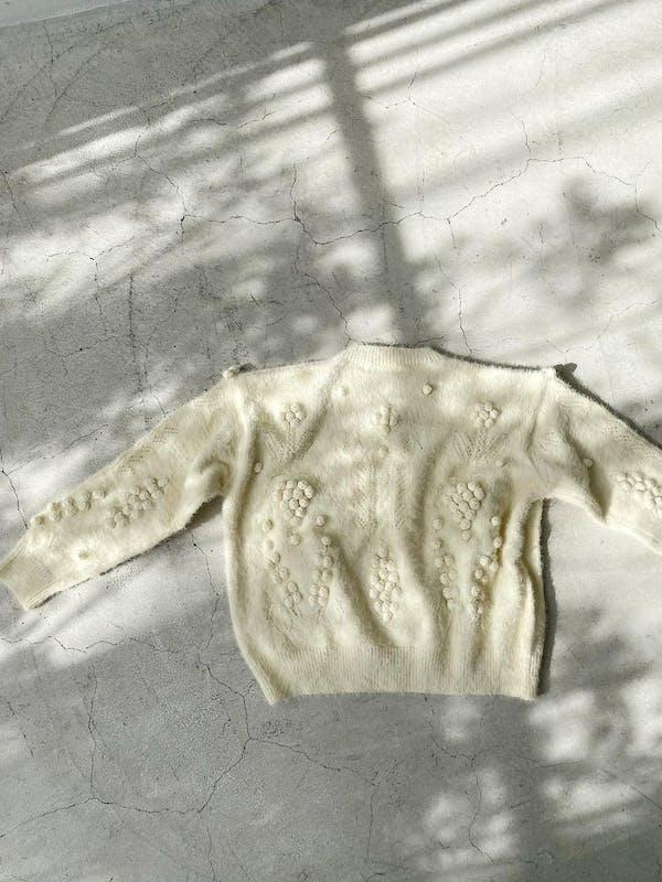 pon pon  botanical knitの画像18枚目