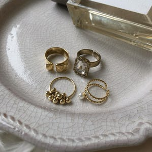 jewely ring set