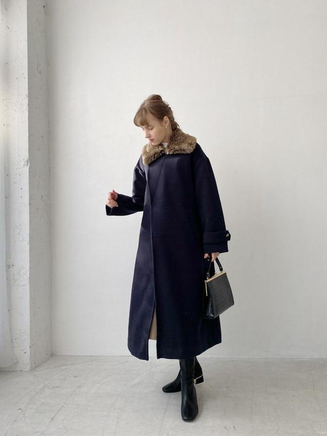 5way original fur coat-0