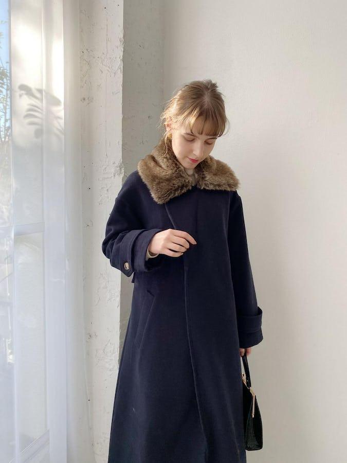 5way original fur coat