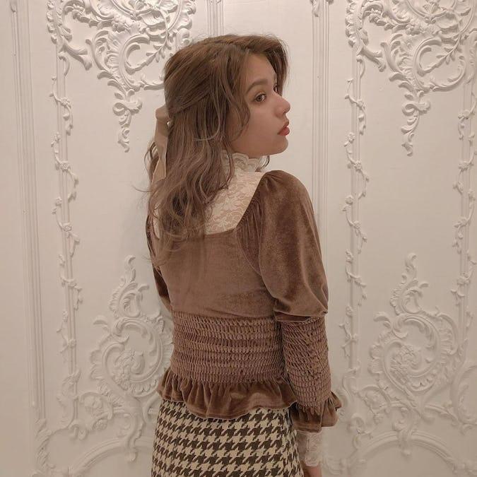 chidori mini skirt