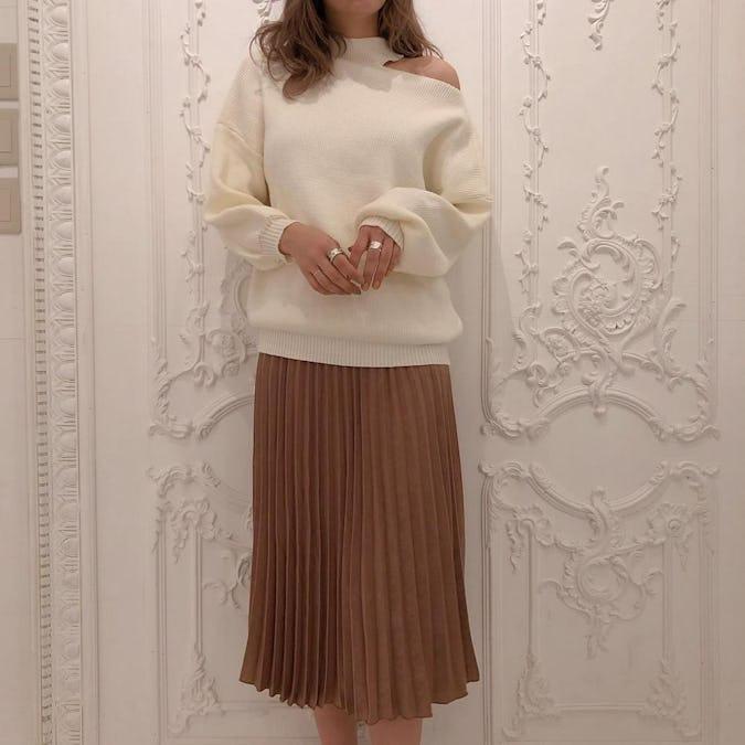 azato nuance knit