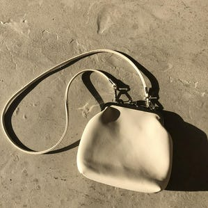 simple gamaguchi bag
