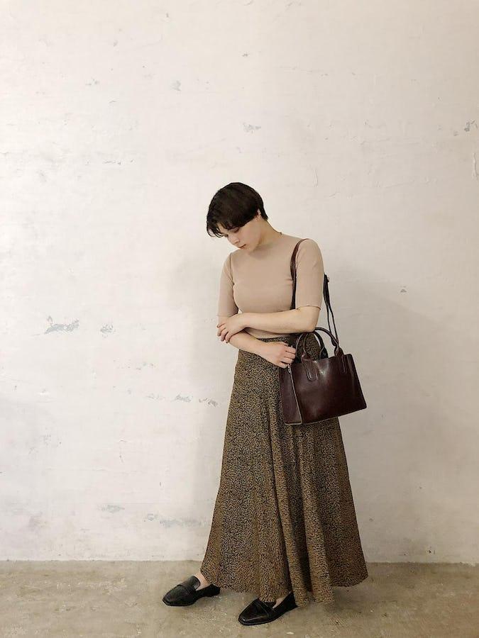 2way brown hand bag