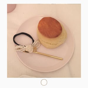 french pearl ribbon