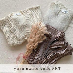 yuru azato code SET