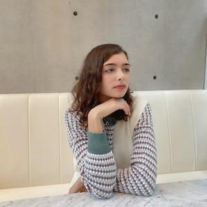 poco poco colorful knit