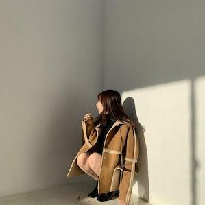 2way boa coat