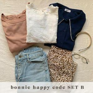 bonnie happy code SETB