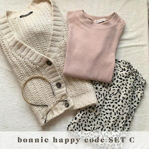 bonnie happy code SET C