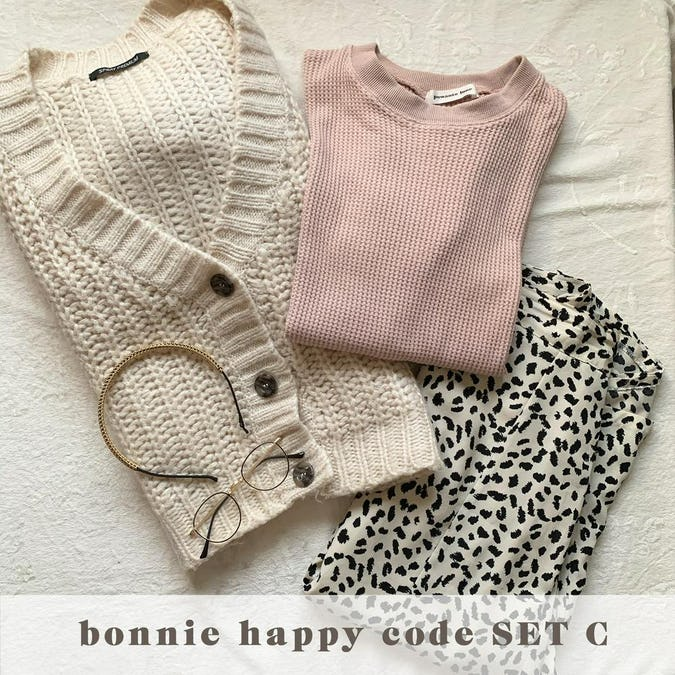 bonnie happy code SET C-0
