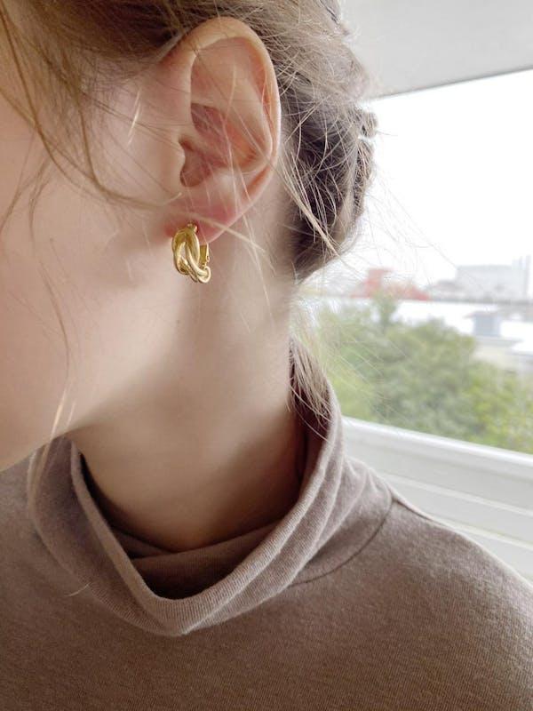 mini gold pierceの画像13枚目