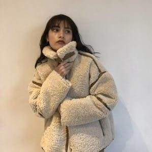 switching fur coat