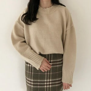 cinnamon tea knit