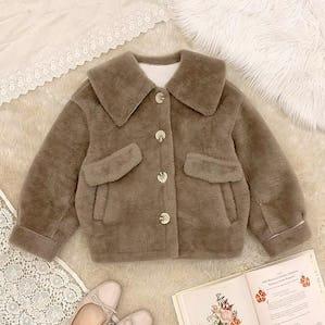 moca fur coat