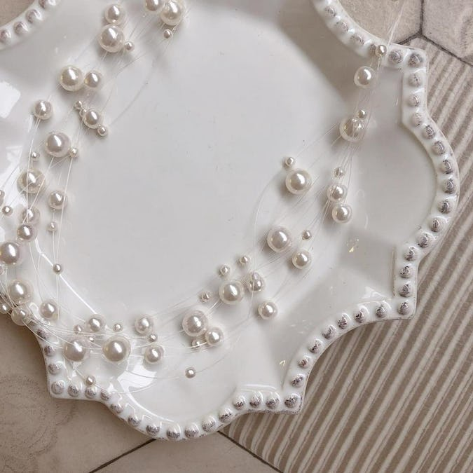 pearl pearl necklace
