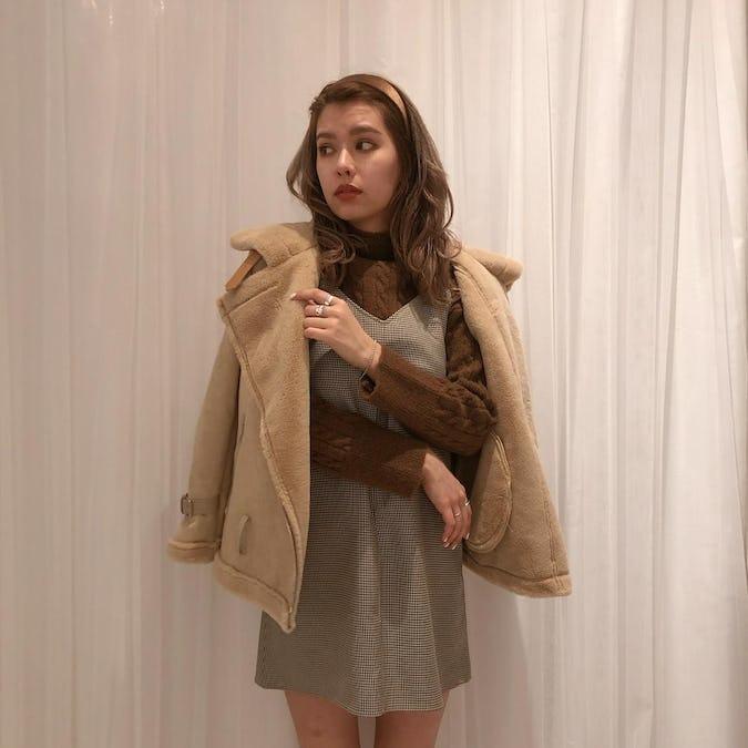 casual moko coat