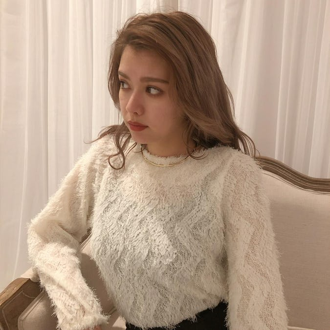 feather knit