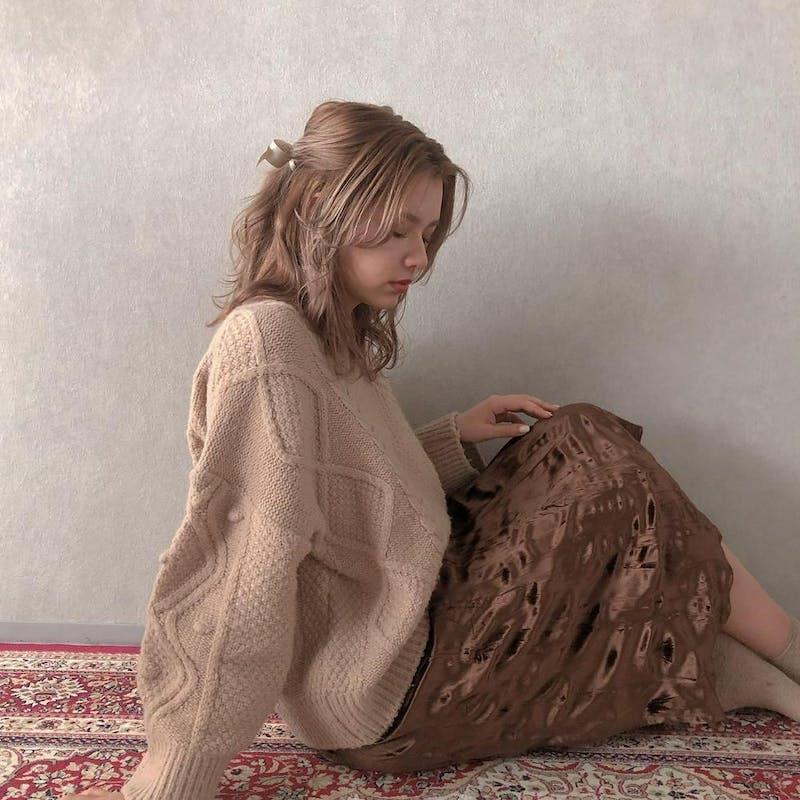 ベルベットシュワスカートの画像2枚目